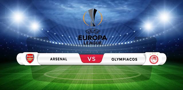 Arsenal vs Olympiakos Prediction & Match Preview