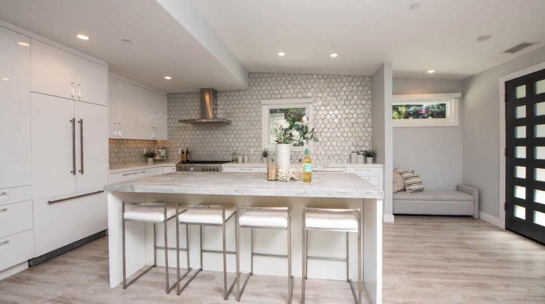 32 Interior Design Photos vs. 303 Wickham Dr, Mill Valley, CA Luxury Home Tour