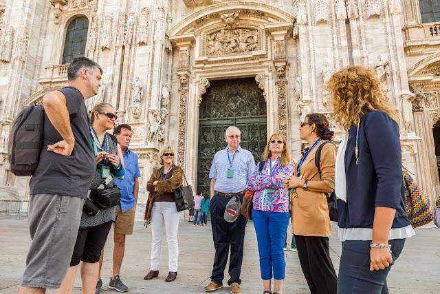 Tour com guia em Milão