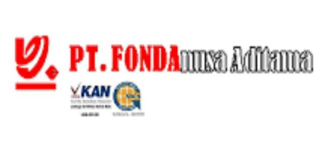 Cari Loker di Bekasi, PT FONDAnusa Aditama Buka Lowongan Kerja