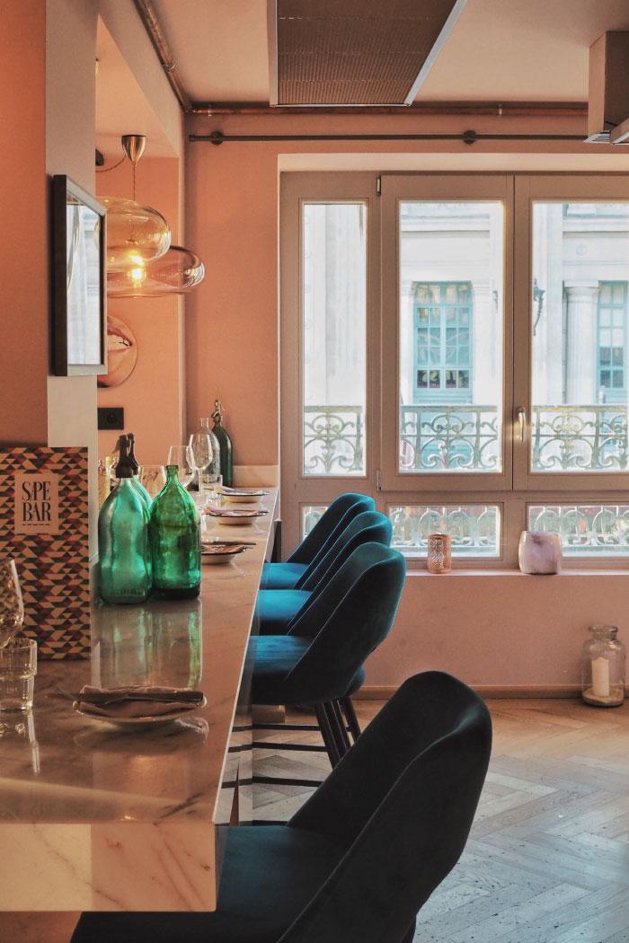 Restaurant israélien Neni Paris