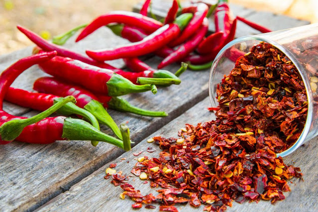 4.Spicy Foods