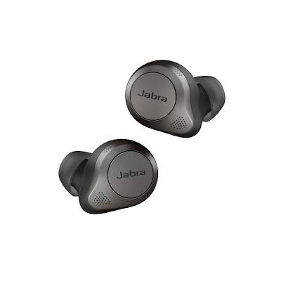 Jabra Elite 85t Earbuds ergonomic design