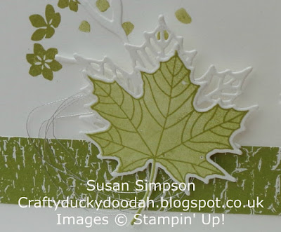 Stampin' Up! UK Independent  Demonstrator Susan Simpson, Craftyduckydoodah!, Colourful Seasons, Seasonal Layers Thinlets, June 2017 Coffee & Cards Project, Supplies available 24/7 from my online store,
