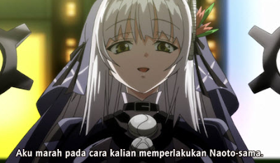Clockwork Planet Episode 1 Subtitle Indonesia