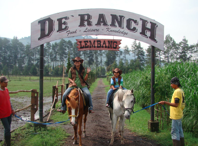 De'Ranch Lembang Bandung