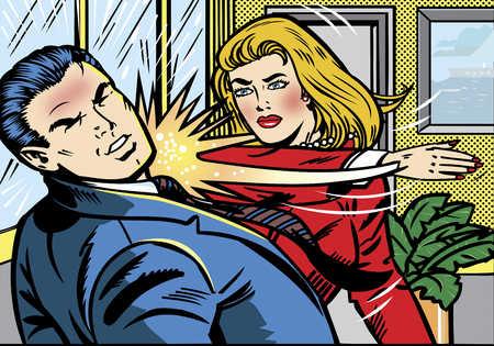 Image result for jocks getting slapped
