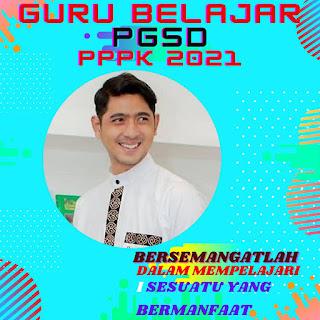 TWIBBON GURU BELAJAR PGSD PPPK 2021