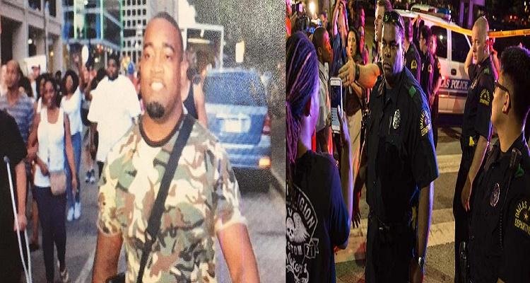 5 معلومات صادمة عن قاتل رجال الشرطة في دالاس
