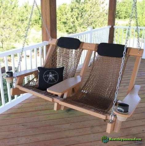 5 designs outdoor hanging chair suitable for garden