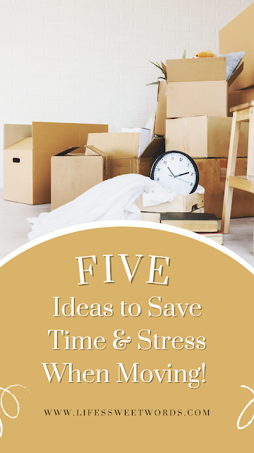 Moving Ideas Tips