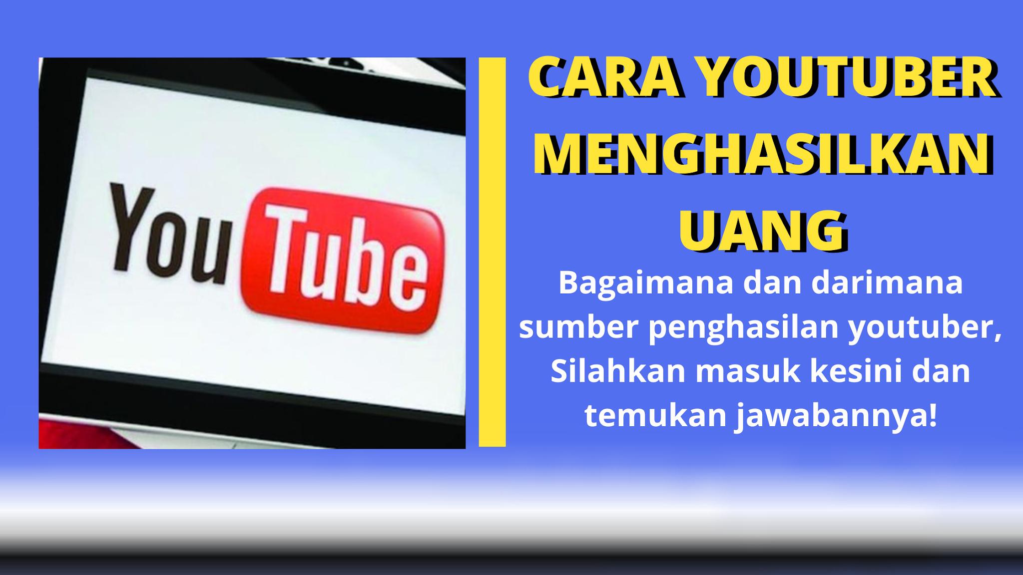 penghasilan youtuber indonesia