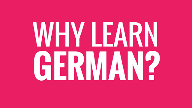 Why should you learn German?