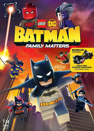 LEGO DC: Batman – Family Matters 2018 English Movie WEB-DL 720p With Subtitle