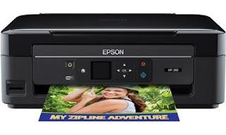 Epson XP-310 Télécharger Pilote Pour Windows Et Mac