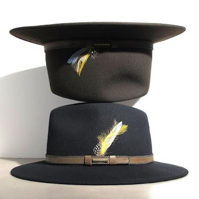 Chapeau noir Stetson