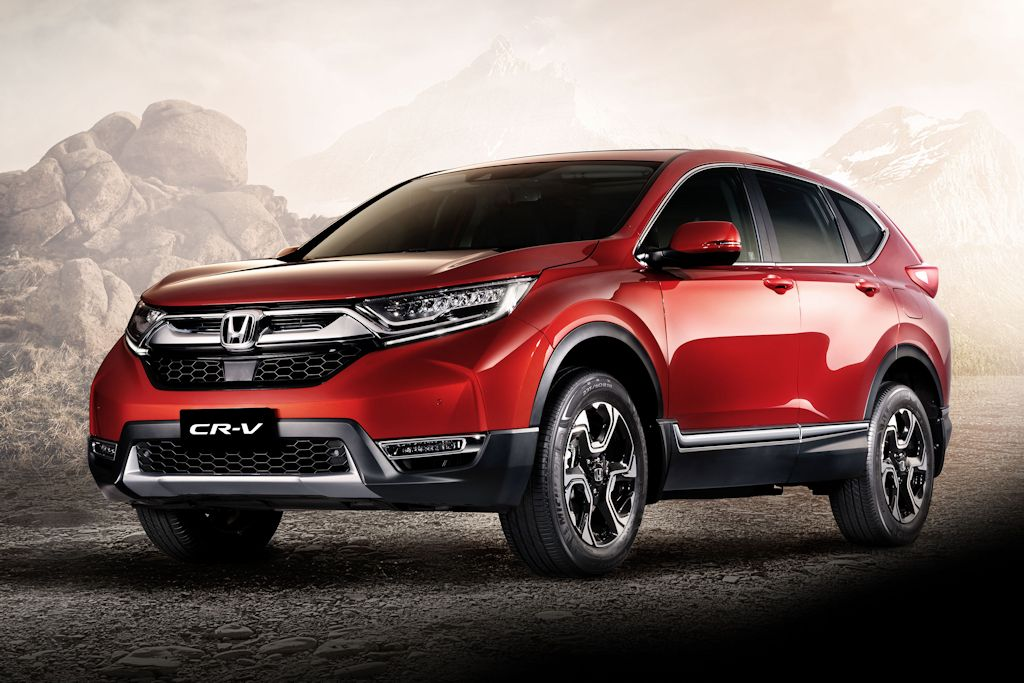 Cagi awards honda cr v as philippines 39 s car of the year for Honda crv price