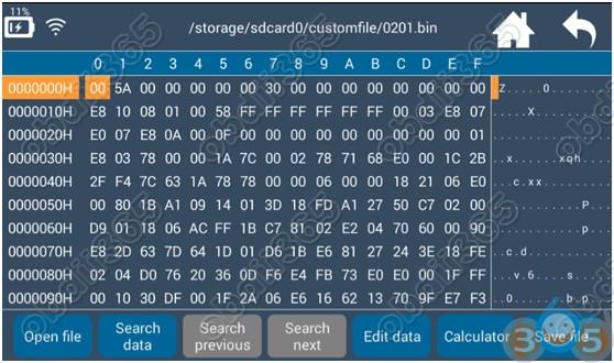 lonsdor-k518ise-hex-editor-6