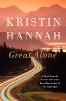 The Great Alone by Kristin Hannah book cover and review