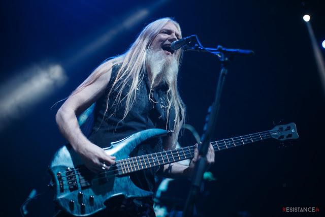 Marko Hietala abandona Nightwish tras 20 años de carrera