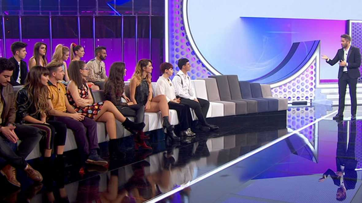 """""""Operación triunfo"""", el nuevo éxito de TVE"""
