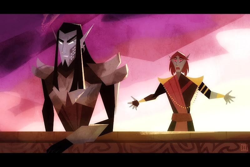 Kyriion and Torelos