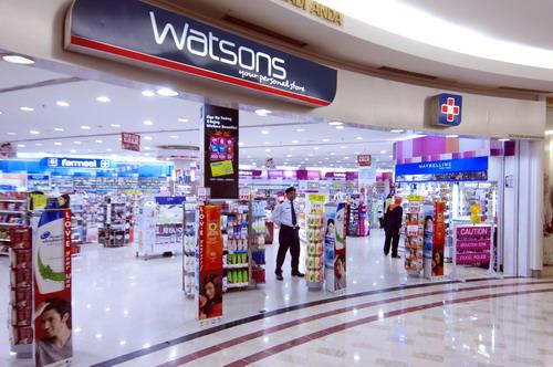 produk kosmetik watsons, produk kecantikan watsons, shopping di watsons