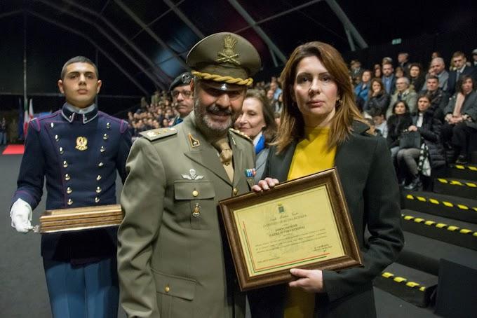 Milano: l'associazione Haziel International riceve un riconoscimento per i tanti anni di attività sociale