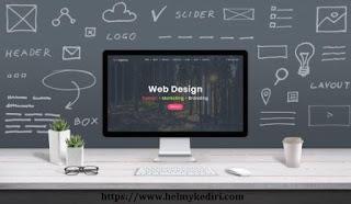 Desain Website Sesuai Selera Kamu
