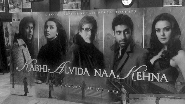 Kabhi Alvida Naa Kehna Regal-teatterissa Mumbaissa