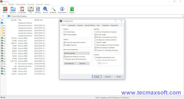 Descargar WinRAR v5.6 2018 Full en Español Gratis