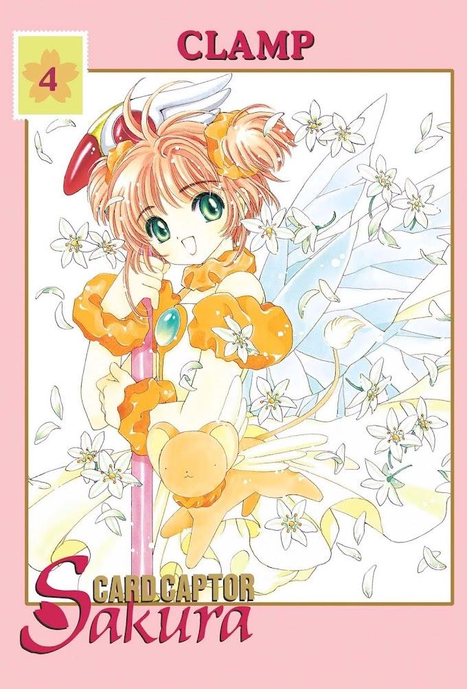 Gra w otwarte karty - recenzja mangi Card Captor Sakura (tomy 2-4)