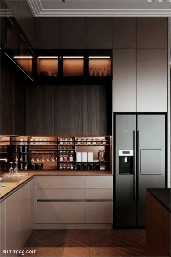 صور مطابخ - مطابخ خشب 5   Kitchen photos - Wood kitchens 5