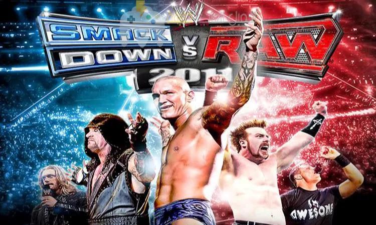تحميل لعبة WWE Impact 2011 للكمبيوتر برابط مباشر