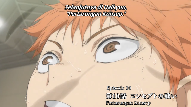 Haikyuu!! S3 Episode 10 Subtitle Indonesia [END]