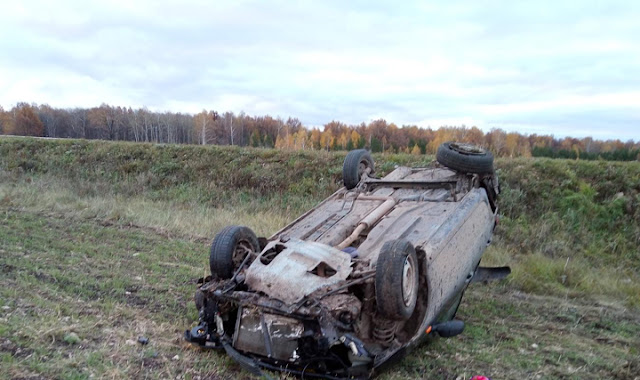 В Башкирии в воскресенье произошло два ДТП с летальным исходом
