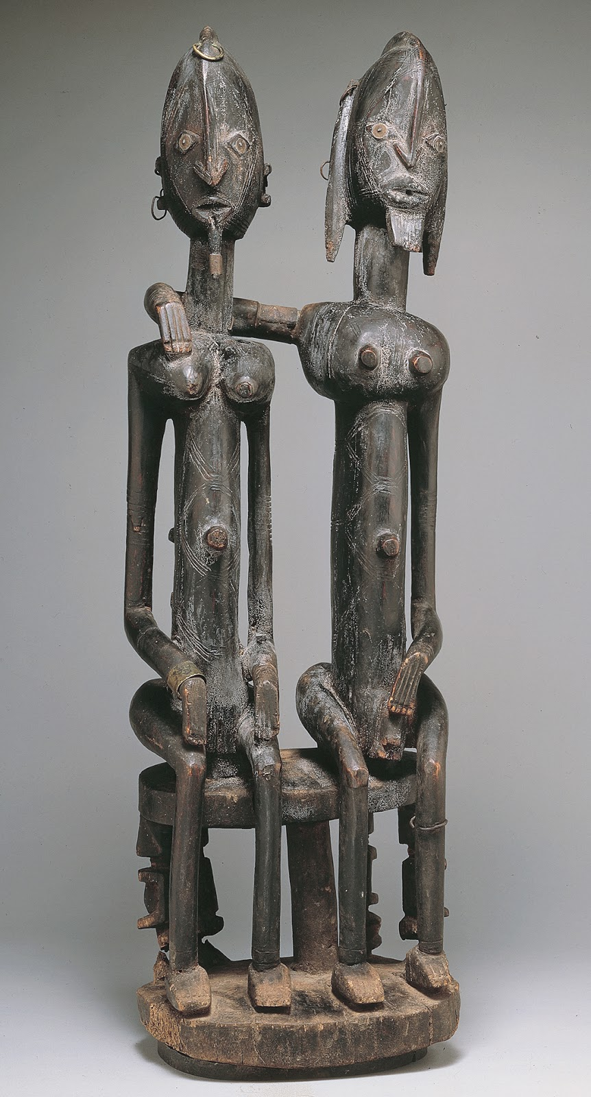 Art and Society in Africa in black Africa