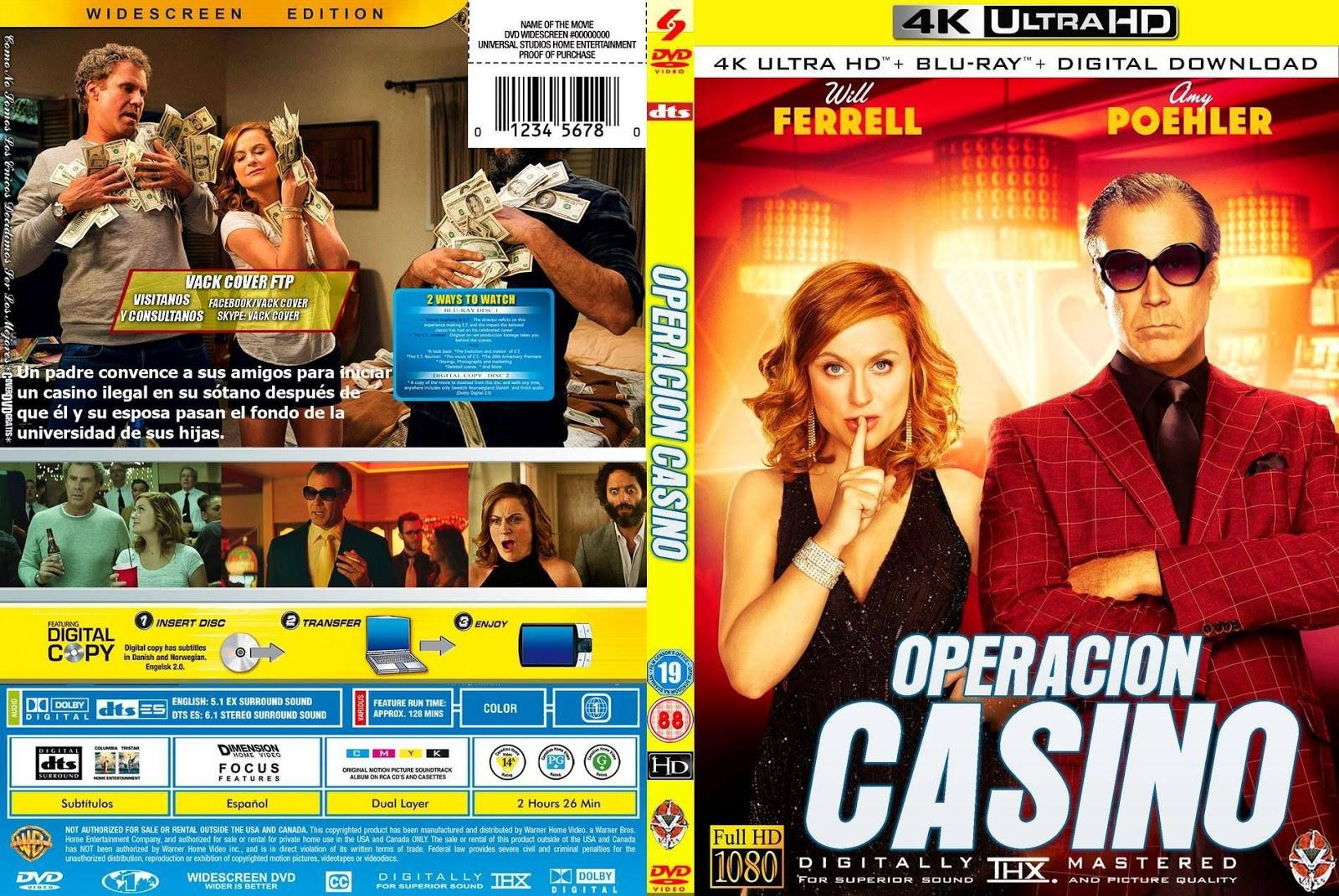 casino caratula