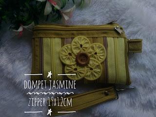 Dompet Resleting Jasmin 018