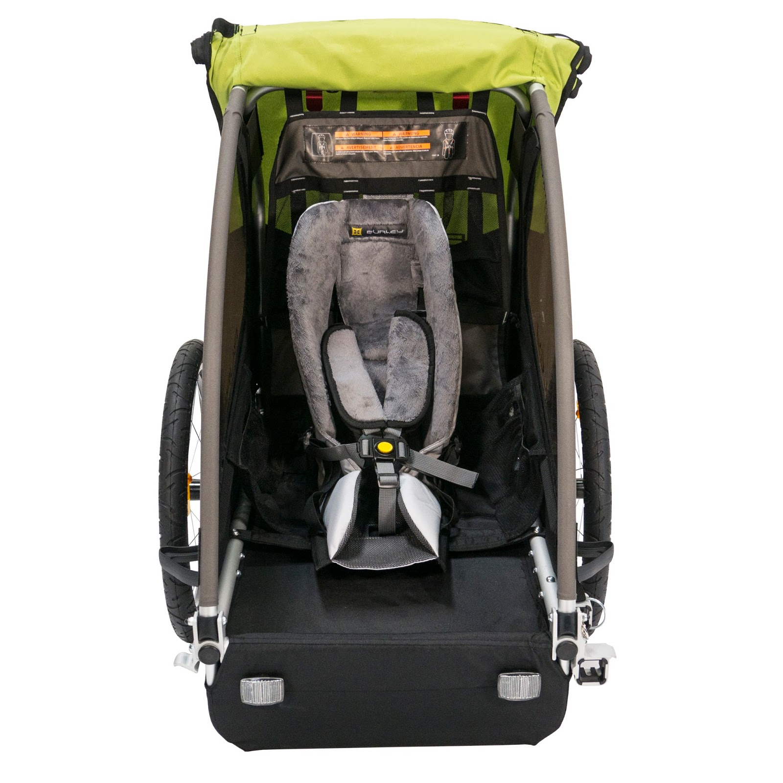 Minnow  The New Single Seat Bike Trailer from Burley