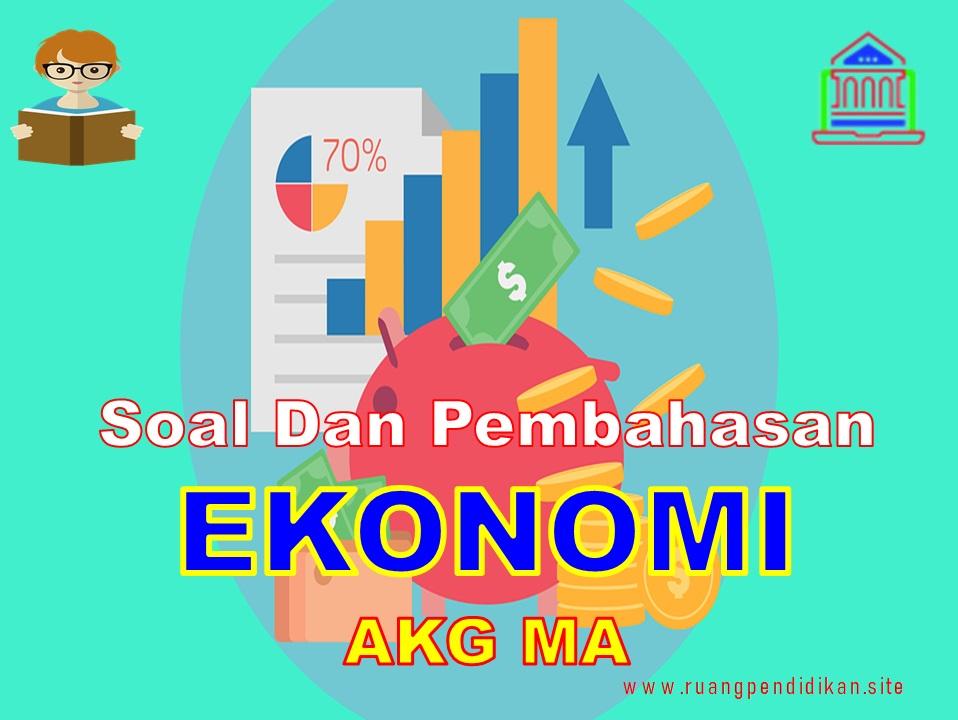 AKG Kompetensi Profesional Ekonomi