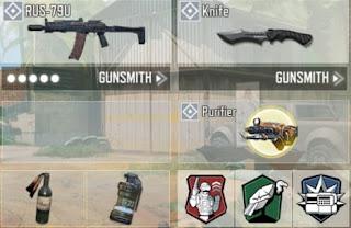 RUS 79: Close range SMG