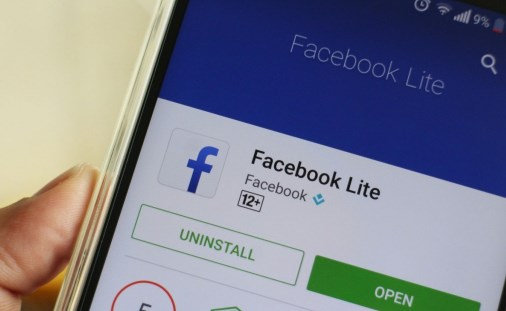Facebook Lite App Features