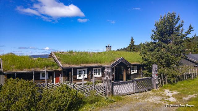 Cabañas en Mysusæter, Rondane - Noruega