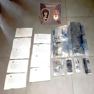 Dos detenidos con droga en Ushuaia