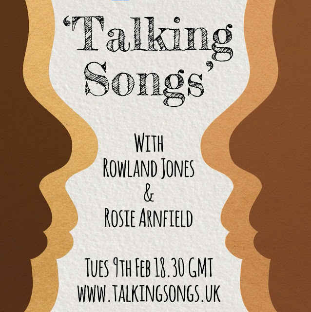 Talking Songs With Rowland Jones