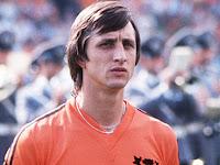 Inilah Prestasi Johan Cruyff Yang Sulit Ditandingi