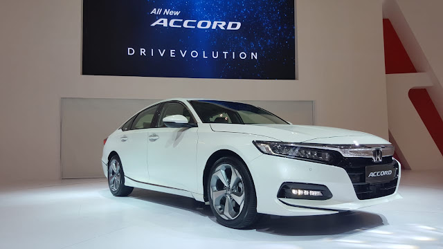 All New Accord 2019