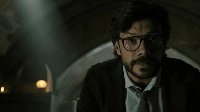 Download Netflix Series Money Heist Season 1-4 Hindi-English 720p