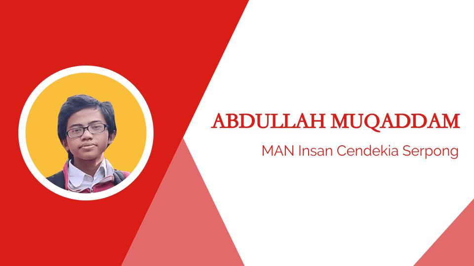 Abdullah Muqaddam